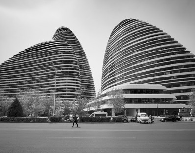 Wangjing SOHO Copyright Jan Martin