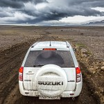 Suzuki Vitara on F-Road